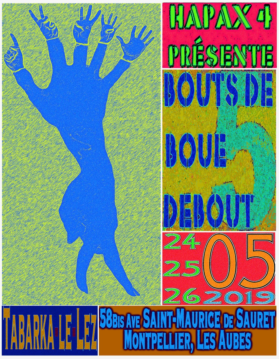 Poster by Alain Mo