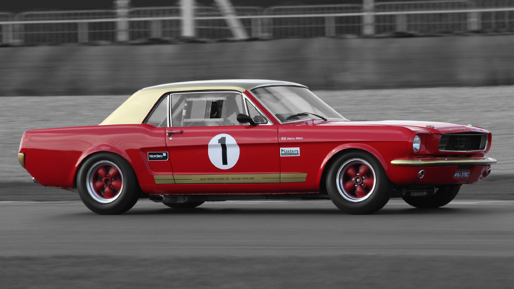 FORD MUSTANG    1964-1967    FIND OUT MORE >