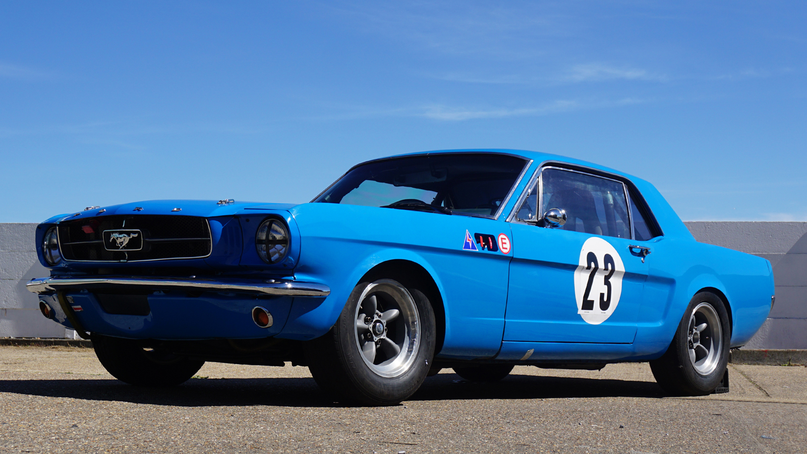 1965 FIA FORD MUSTANG
