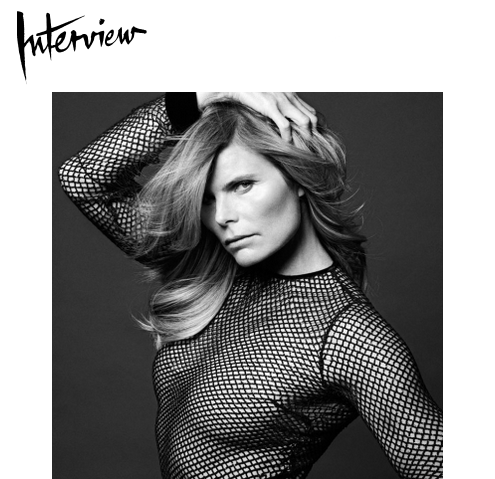 Mariel Hemingway by Sloane Crosley  July 18, 2013—Interview Magazine