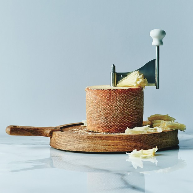 Why The Cheese Curler (aka Girolle) Makes Parties Great  May 8, 2014—Bon Appetit