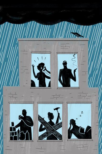 Disaster Preparedness  October 31, 2012—The New York TImes