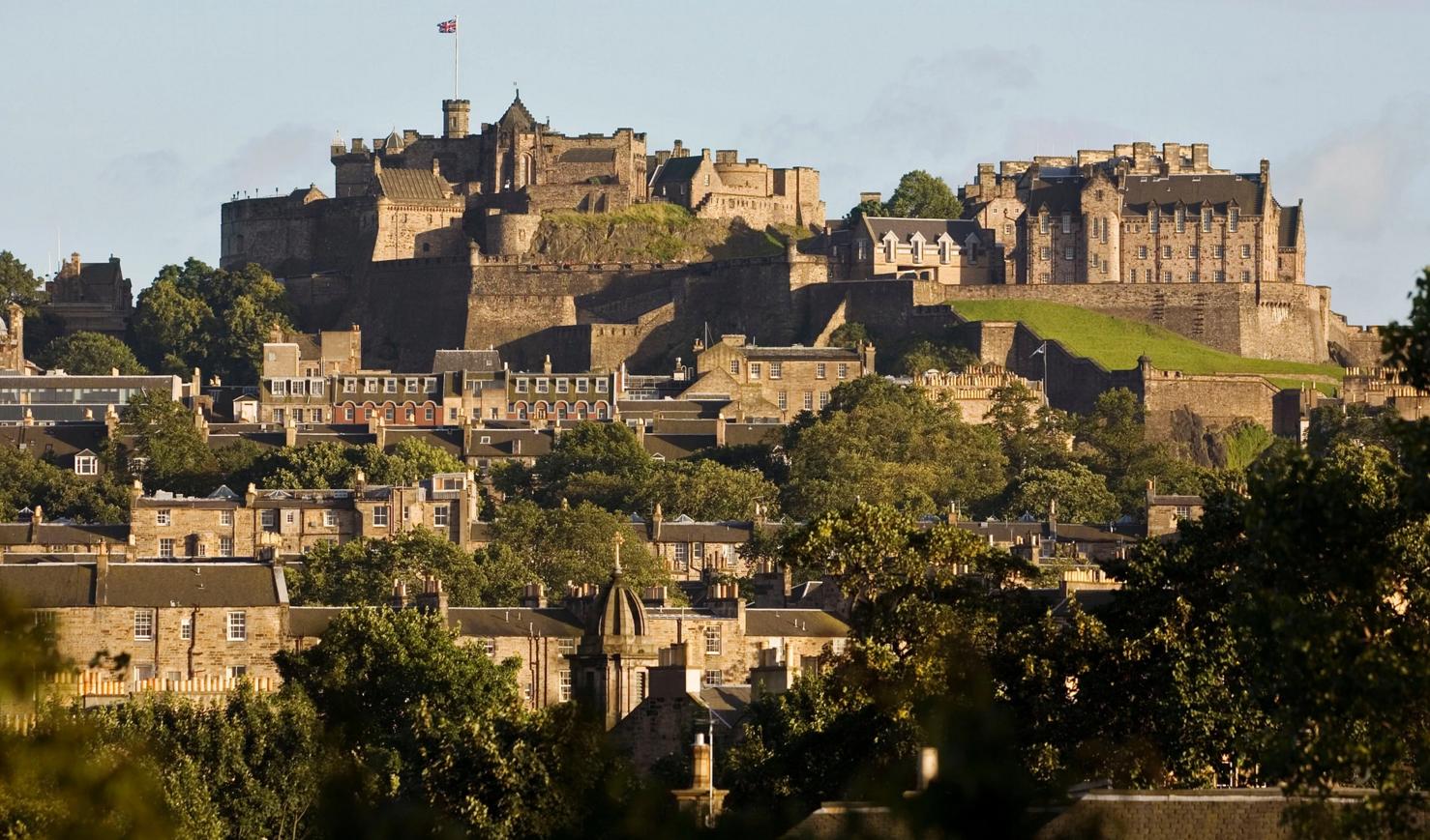 On Edinburgh, Scotland  December 26, 2015—The Guardian