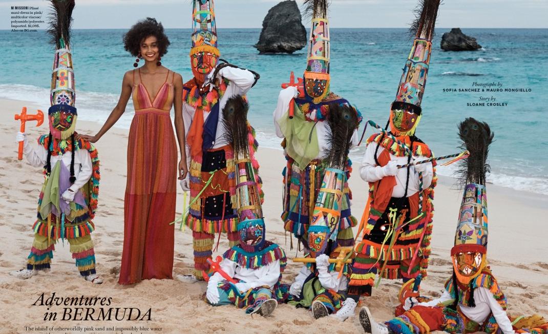 Adventures in Bermuda  February 2017—BG Magazine
