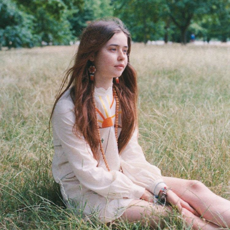 @flomorrissey wearing our On The Road dress. Captured in London by @wiissa0   Follow us on instagram - instagram.com/desertsunbrand/