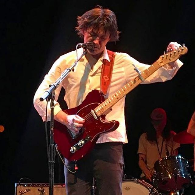 "☀#conoroberst in his custom ""On the Road"" shirt☀    RG @no.logos    #desertsunbrand"