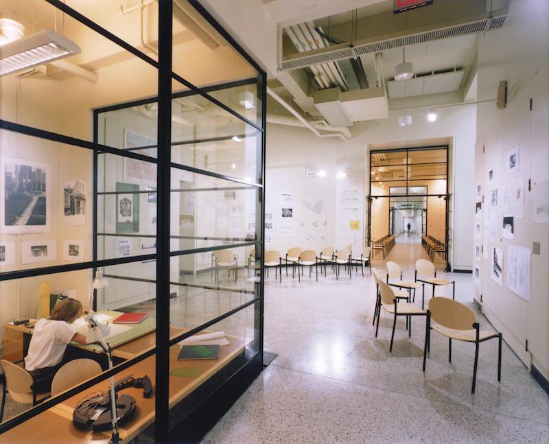 The MIT architecture studios (   image credit   )