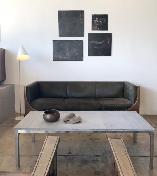 Galerie Half's Belgian-esque aesthetic