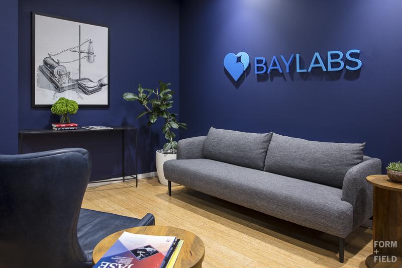Bay Labs San Francisco Office Reception