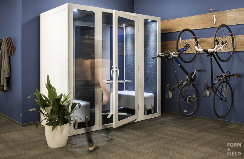 Bay Labs San Francisco Office Telephone Booth