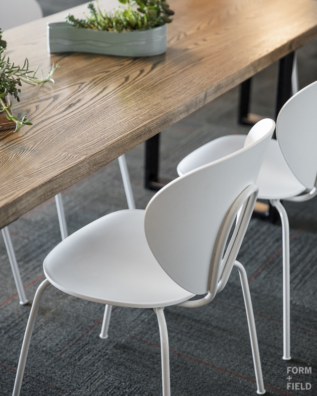 Bay Labs San Francisco Office Dining Chairs