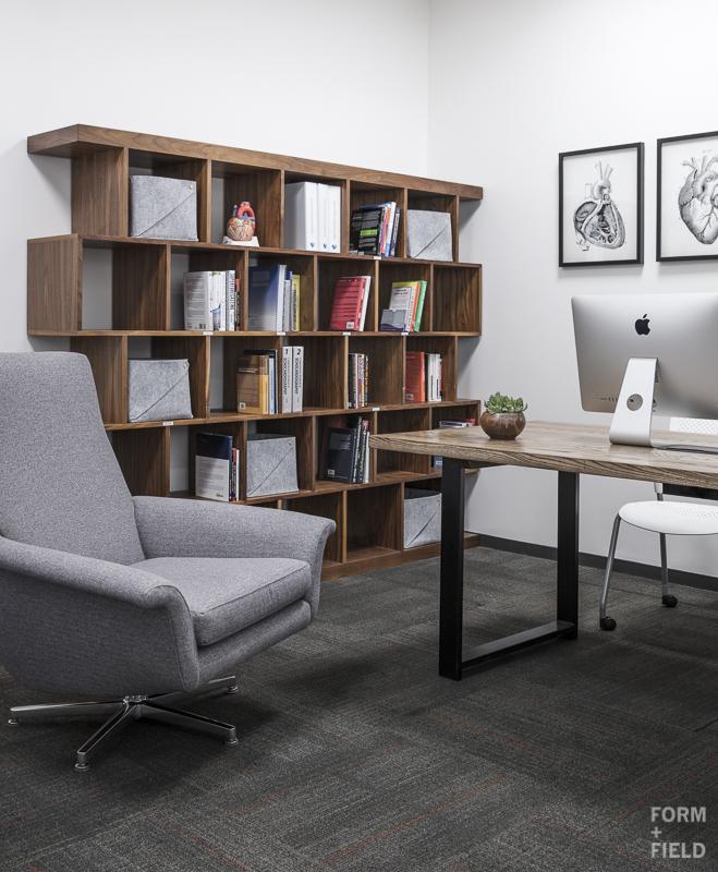 Bay Labs San Francisco Office Library