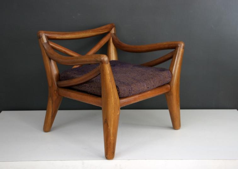 Totonaca Suite, Low Chair, 1959  (   source   )