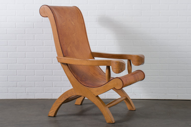 Butaque Lounge Chair, 1940s  (   source   )