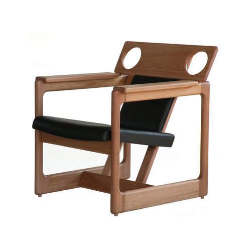 Cuiaba chair in freijó wood, 1985  (   source   )