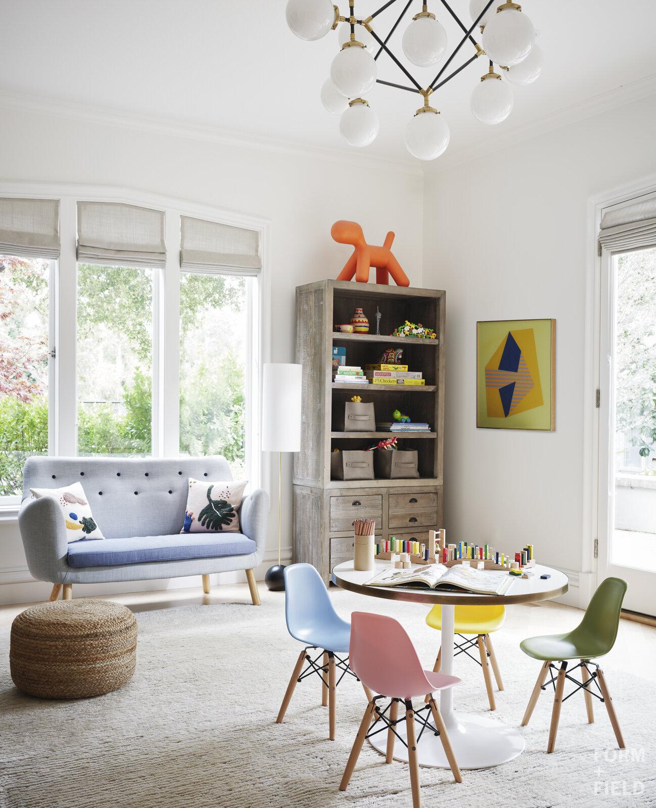 Atherton Estate Play Room