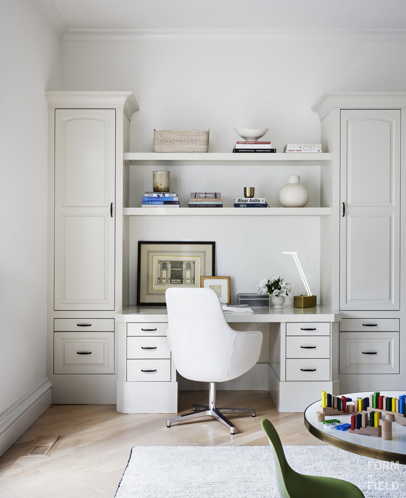 Atherton Estate Play Room Desk