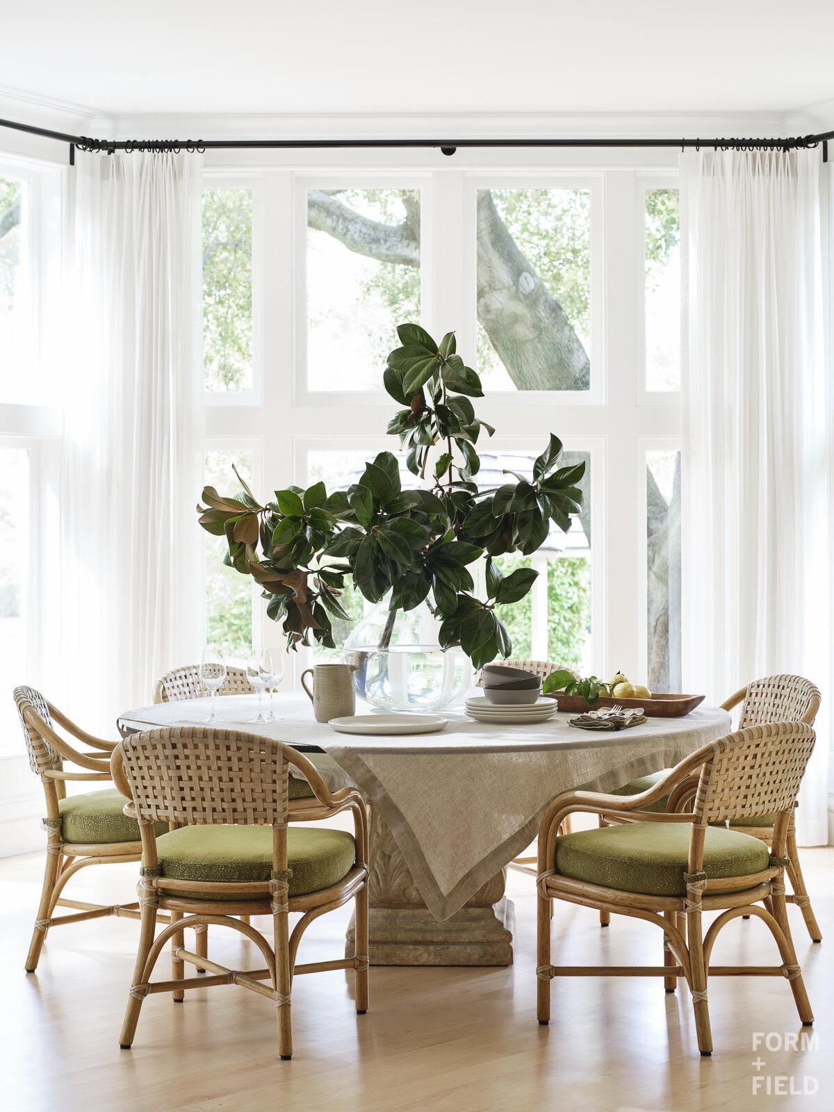 Atherton Estate Breakfast Room