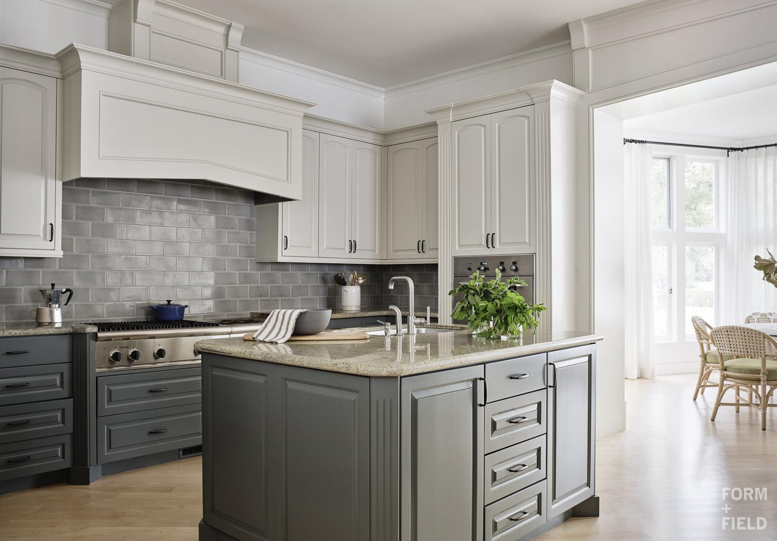 Atherton Estate Kitchen