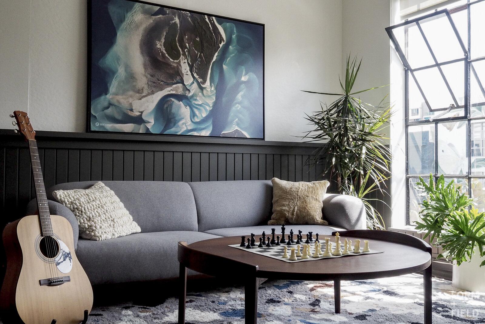 Fossa San Francisco Lounge