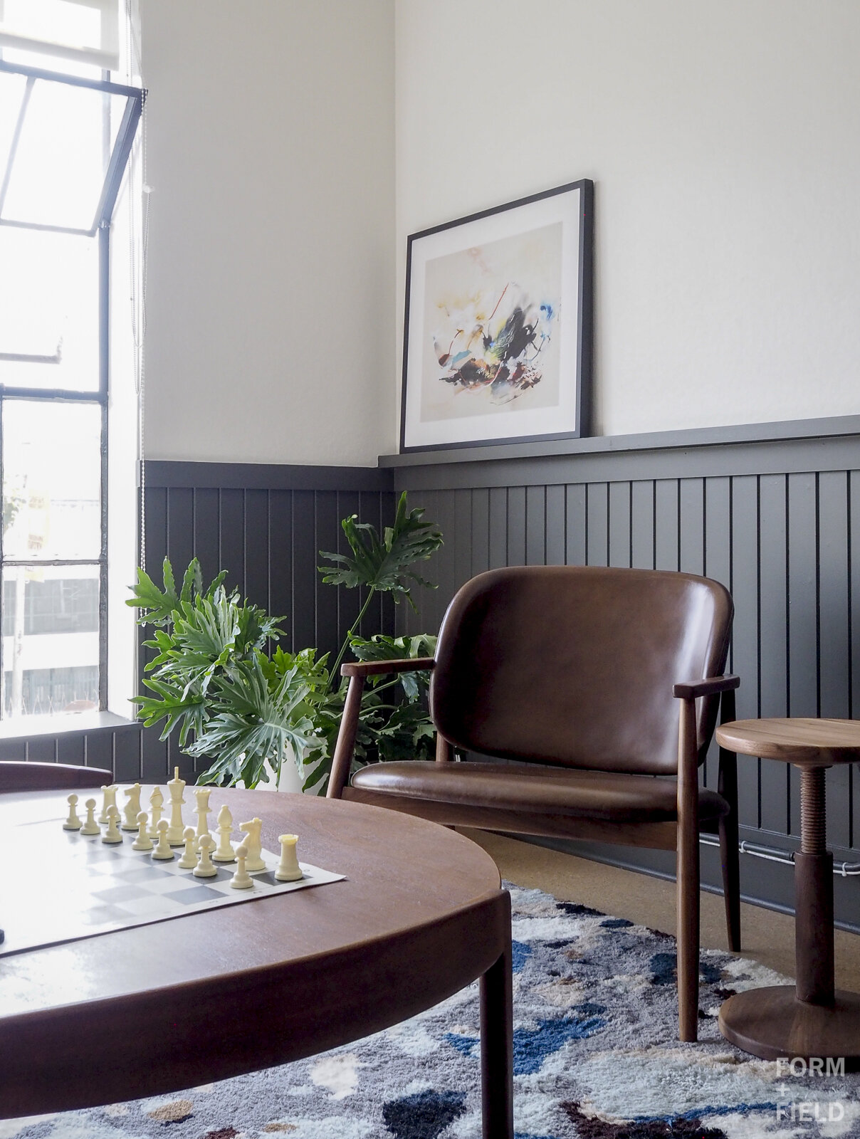 Fossa San Francisco Lounge Detail