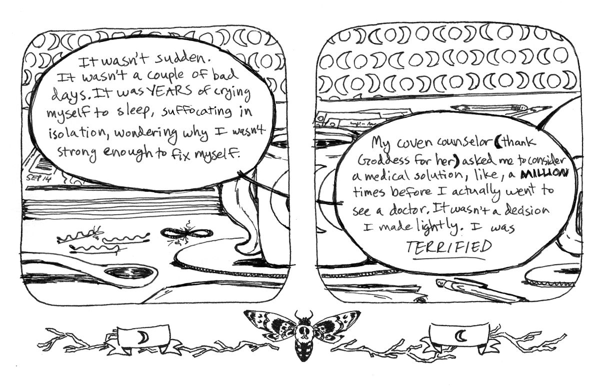 Spellbooks, by Emily Madly page 11