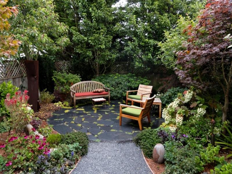 Artisans Landscape full garden installation