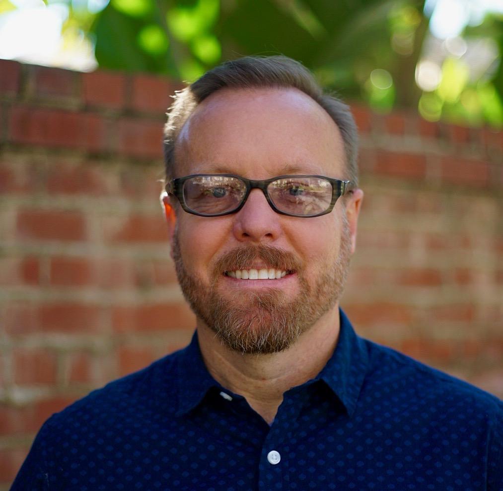 Pastor Eric's Bio -