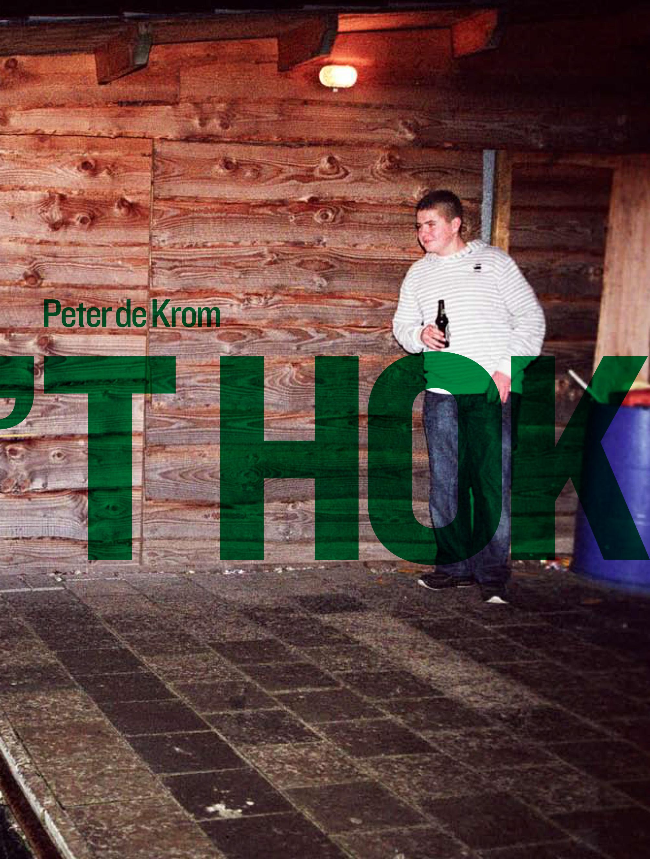 23 10 11 Peter de Krom 't Hok omslag.jpg