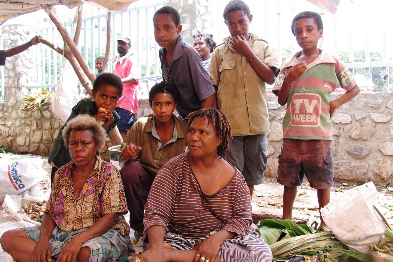 Papua New Guinea: Ingkintja