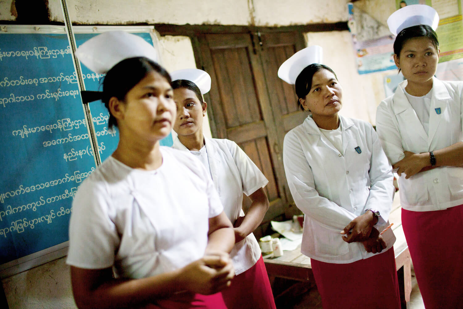 Myanmar - Mapping for Change