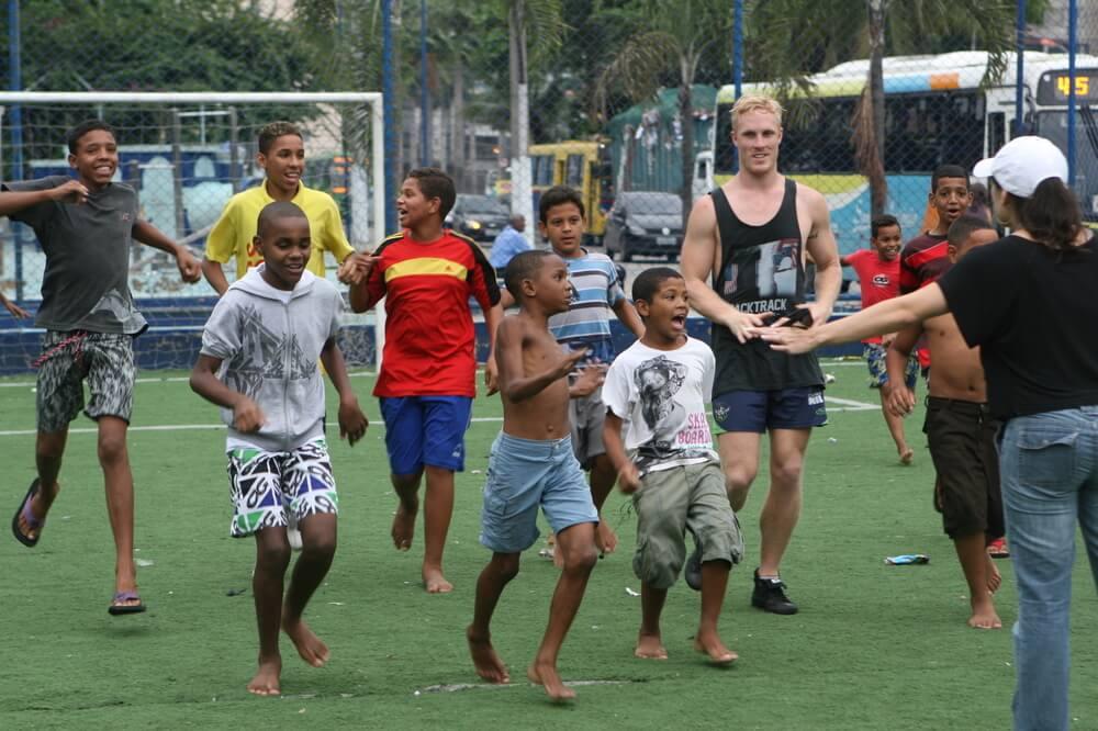 Brazil - Australia 2013: Changing the Score