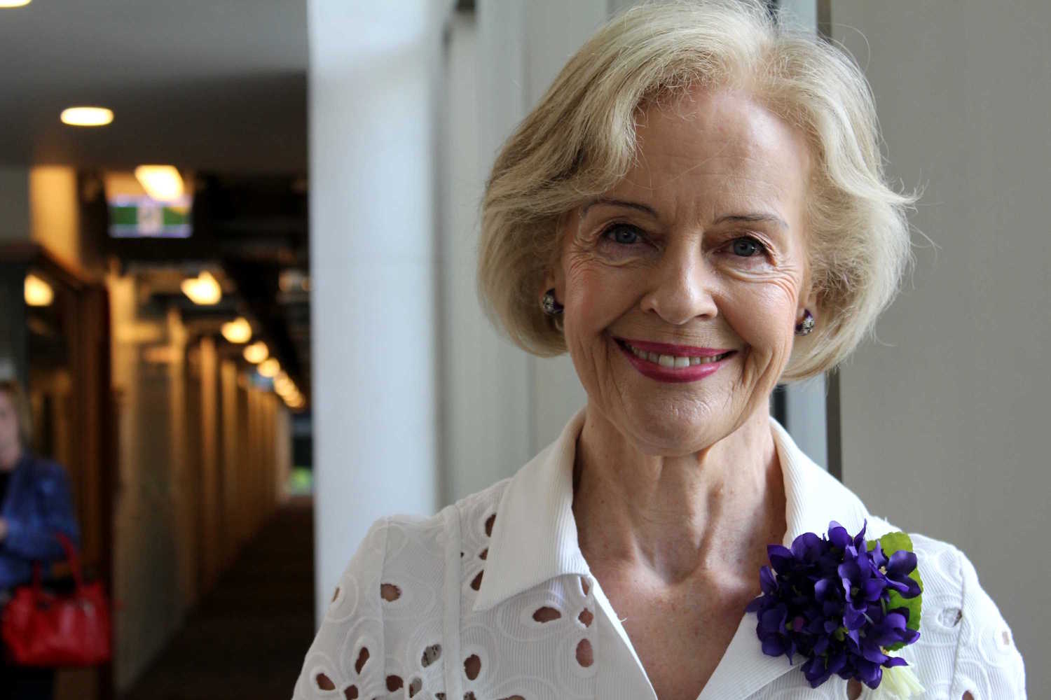 Dame Quentin Bryce. Photo: ABC News