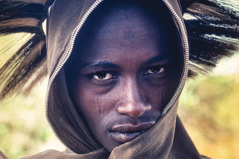 Barabaig: Life, Love and Death on Tanzania's Hanang Plains. Photo: Charles Lane