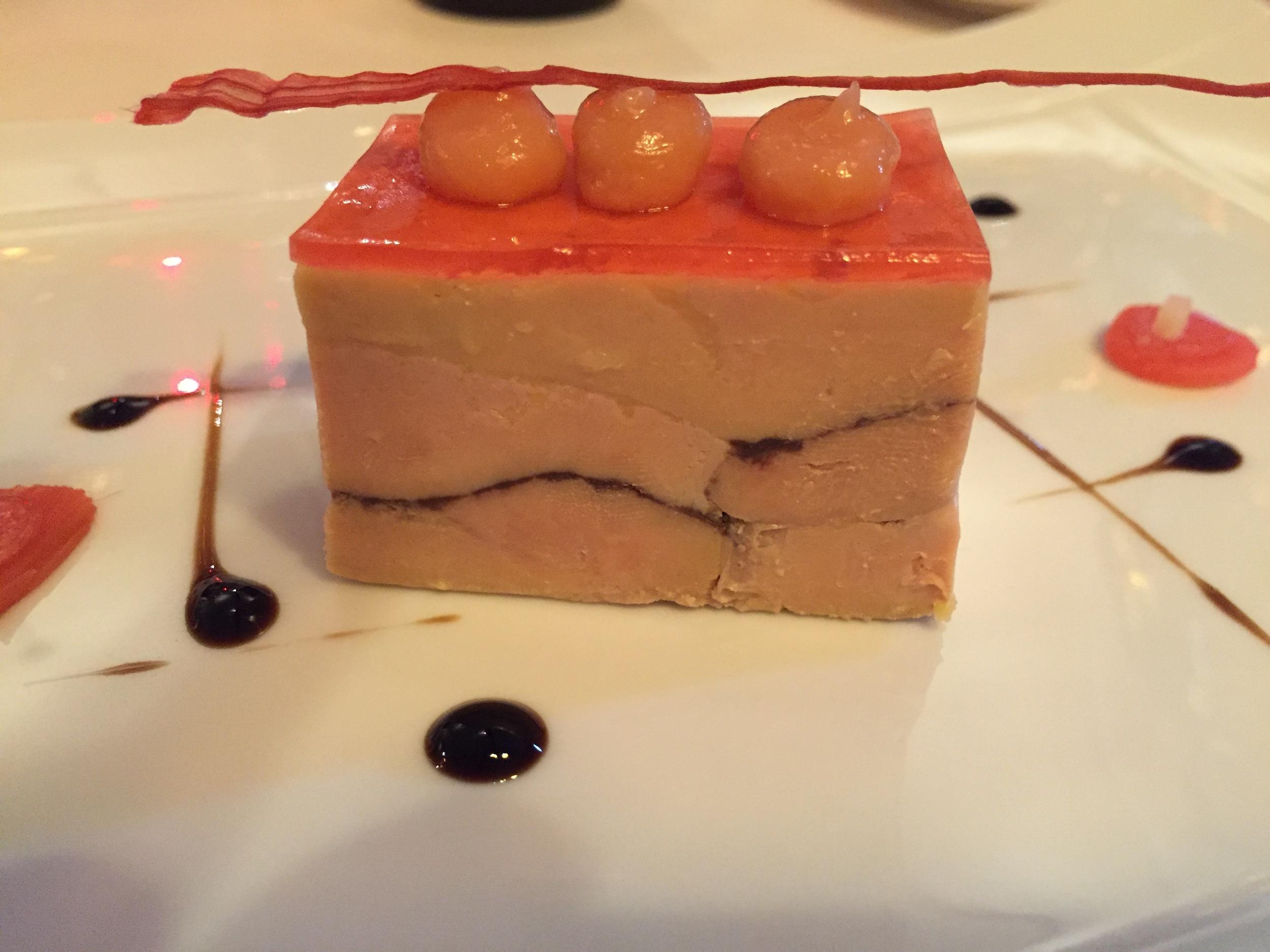 More foie gras? Yes, please...