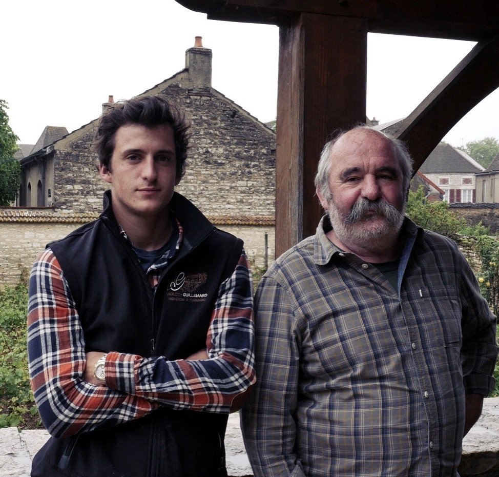 Johannes and Thierry Violot-Gullemard , the Bad Boys of Pommard