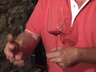 The hands of the master - Thierry Violot-Guillemard