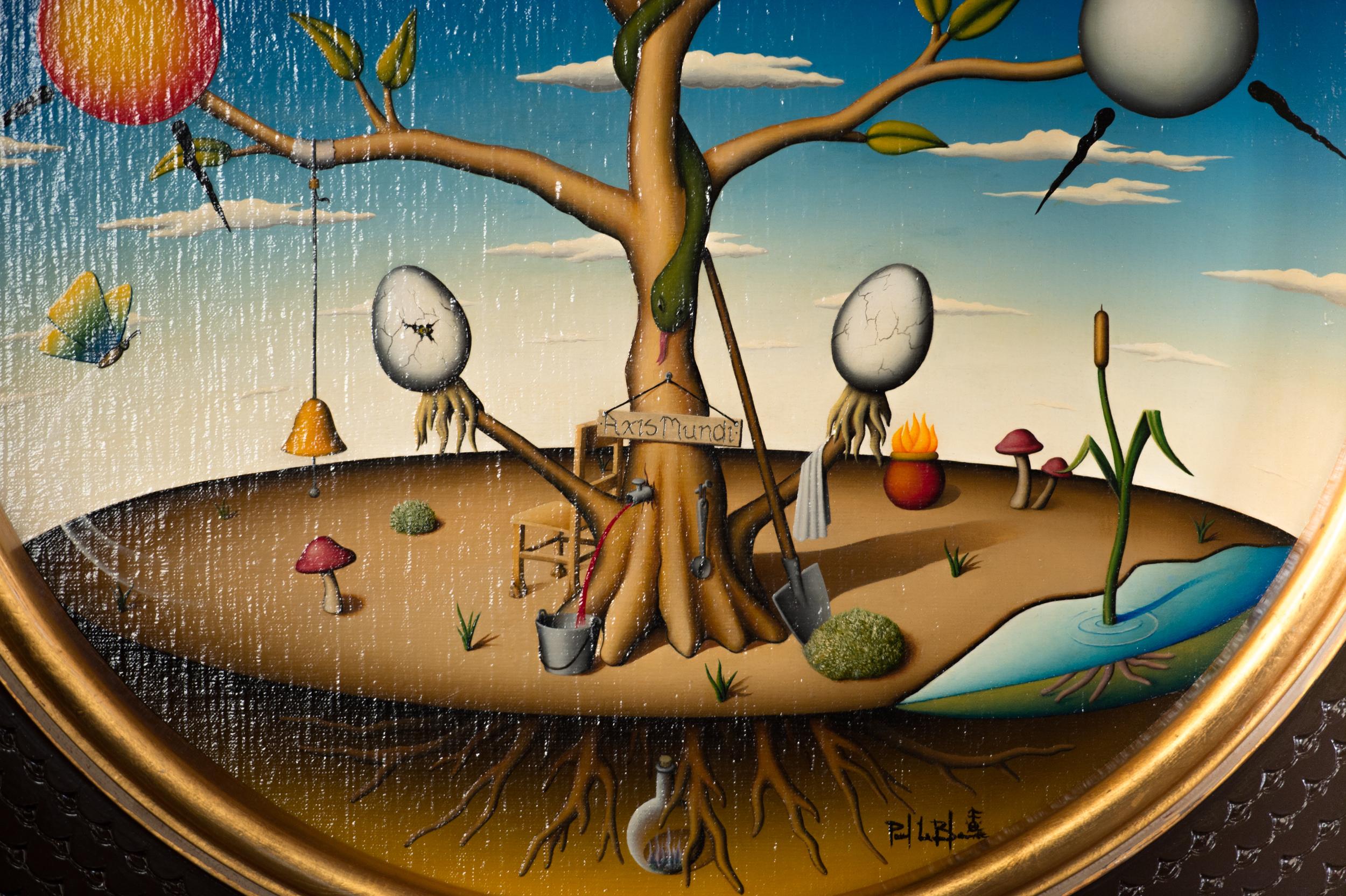 Tree of Alchemy - detail