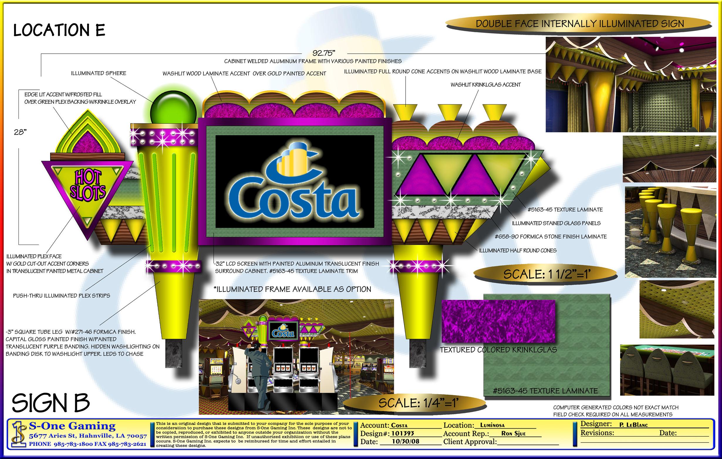 101393 Loc E  2 carnival COSTA LUMINOSA 32inLCD.jpg