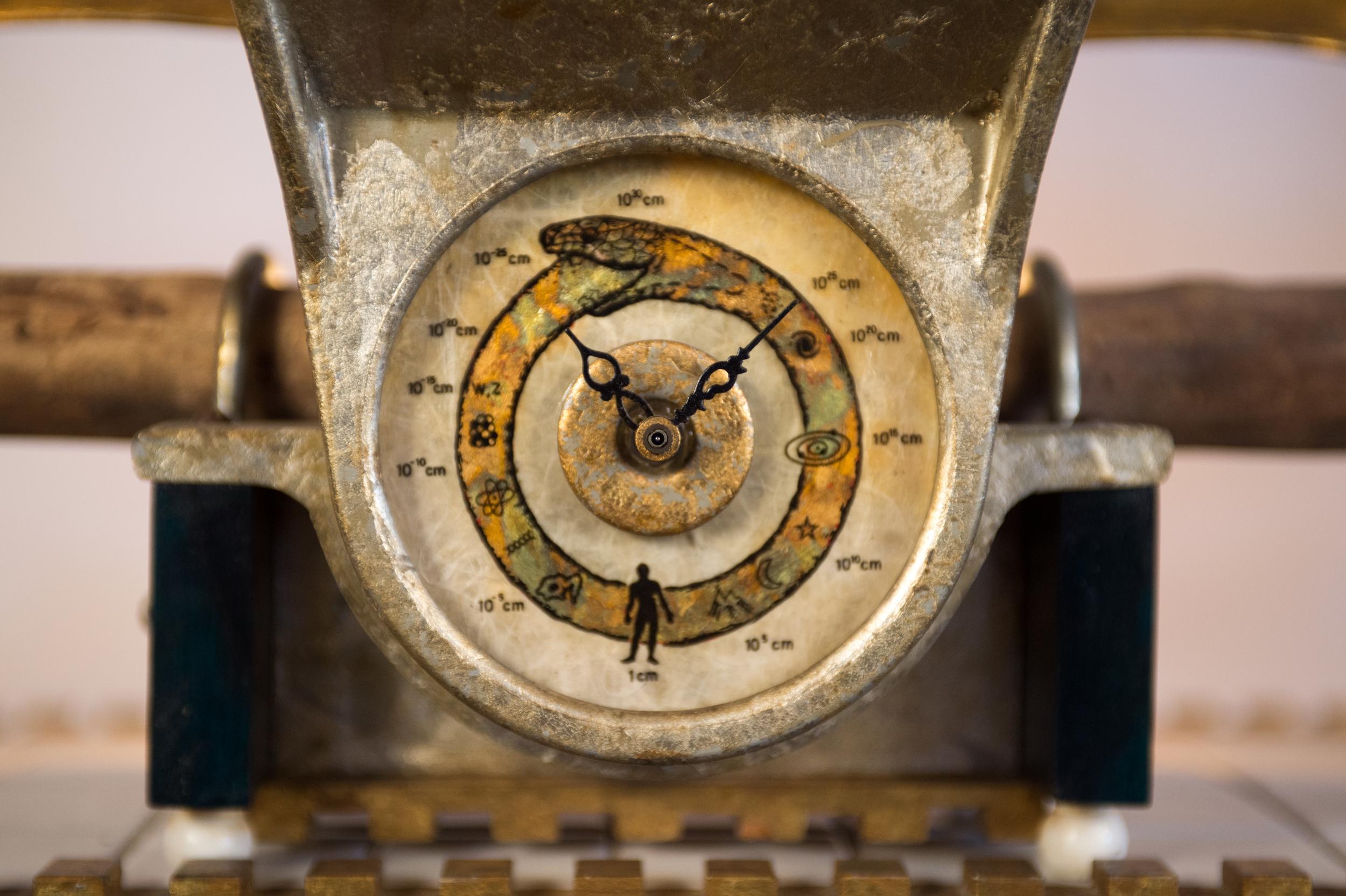 Create Continua-clock detail