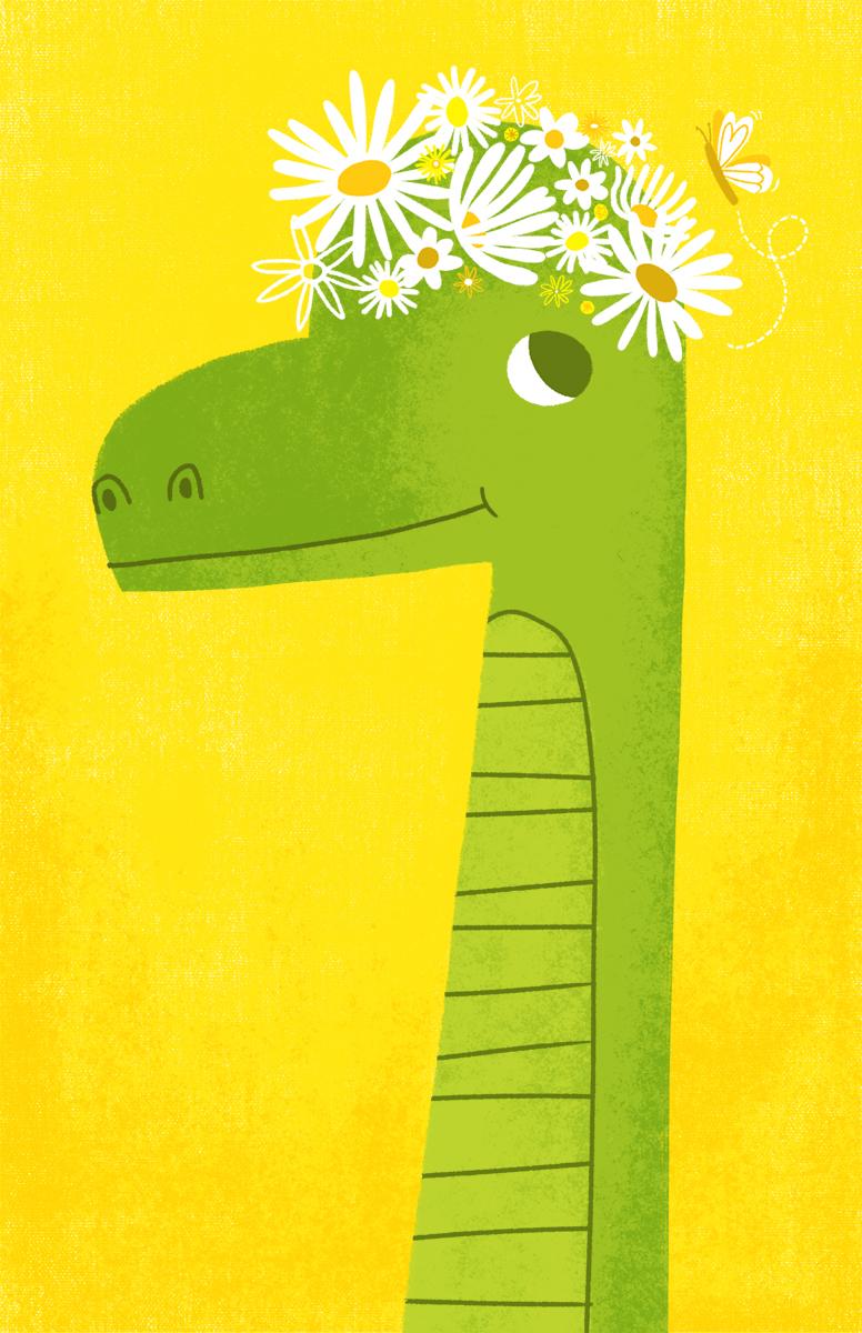 Daisy Apatosaurus