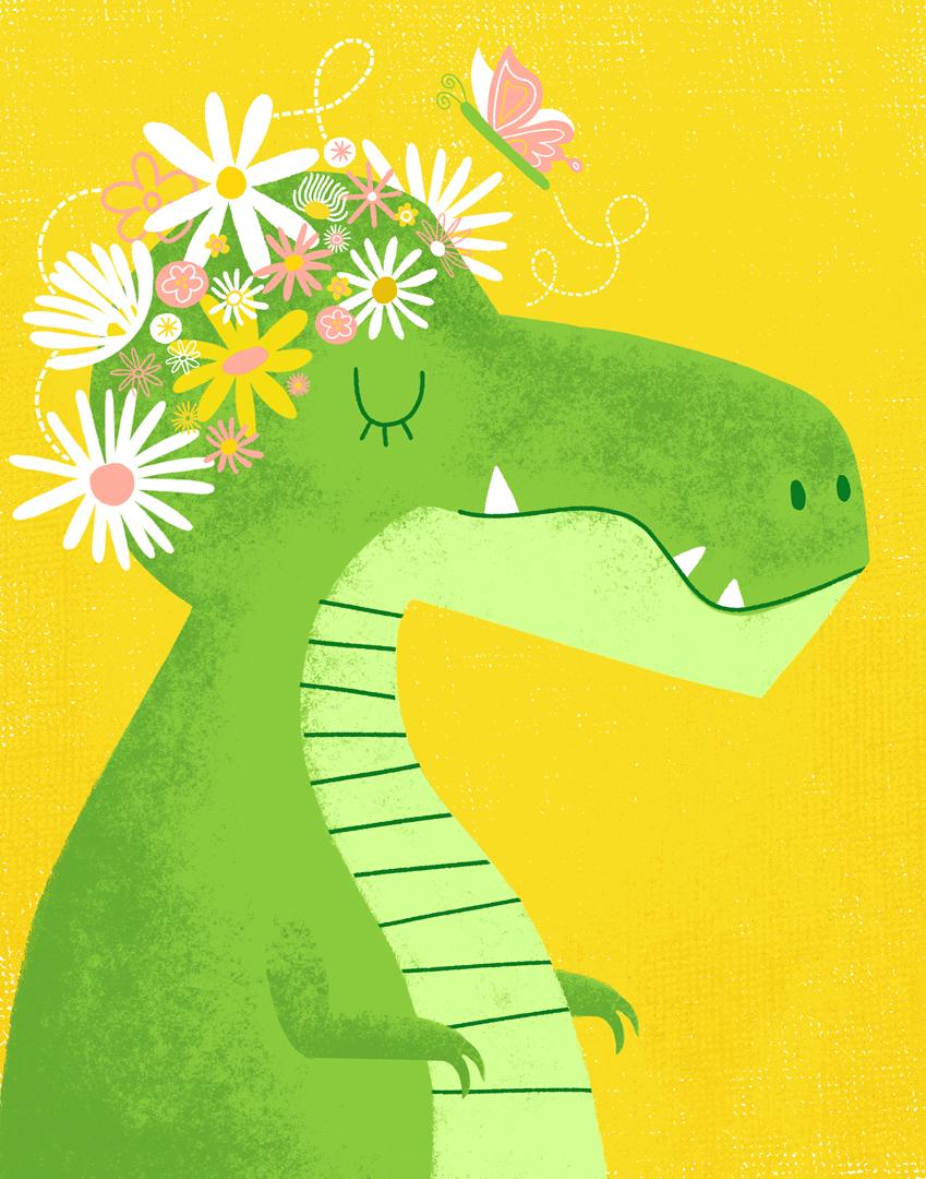 Daisy T-Rex
