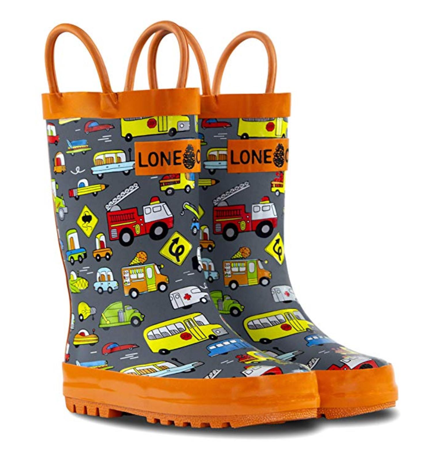 Lone Cone Children's Rain Boots
