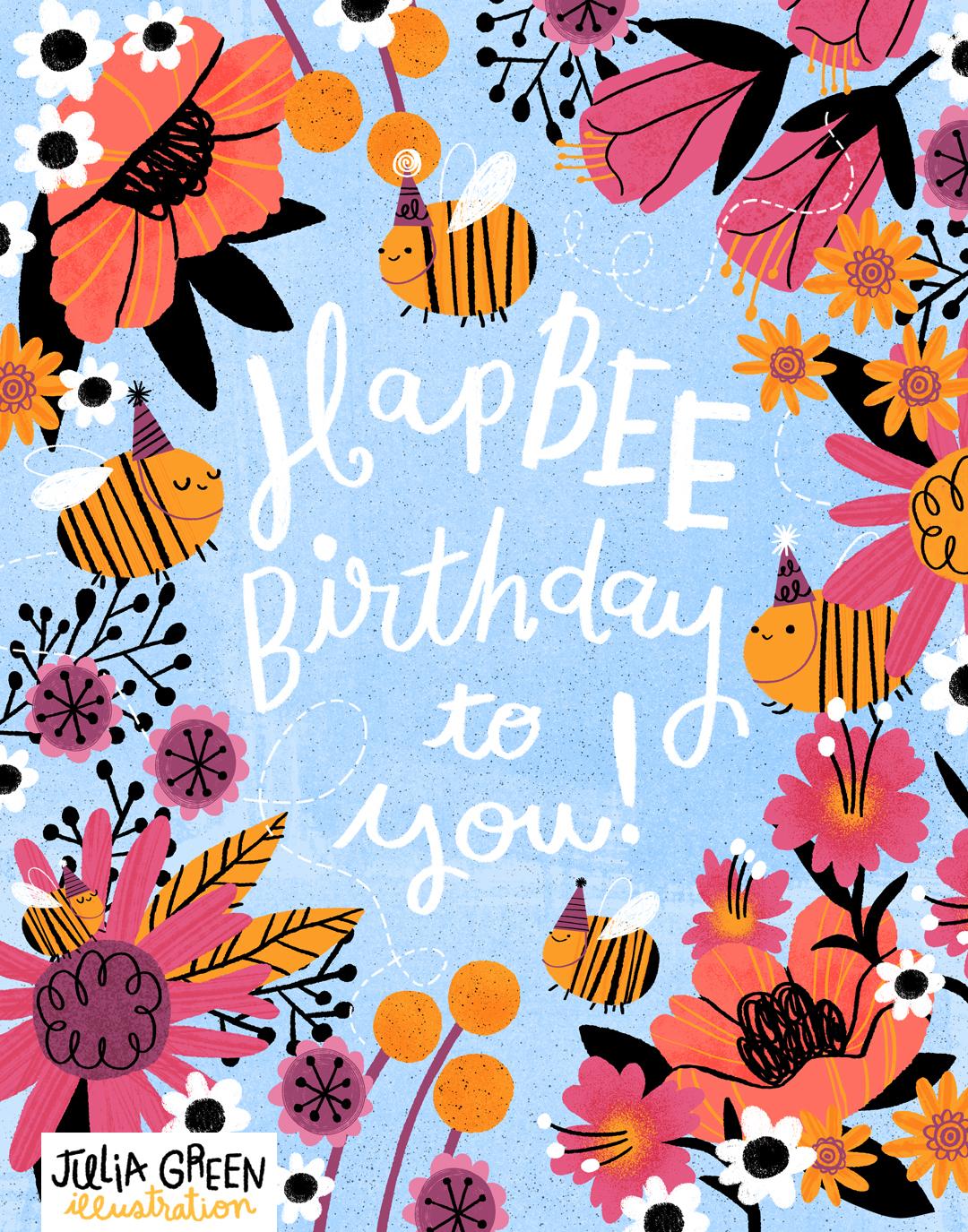 HapBEE Birthday