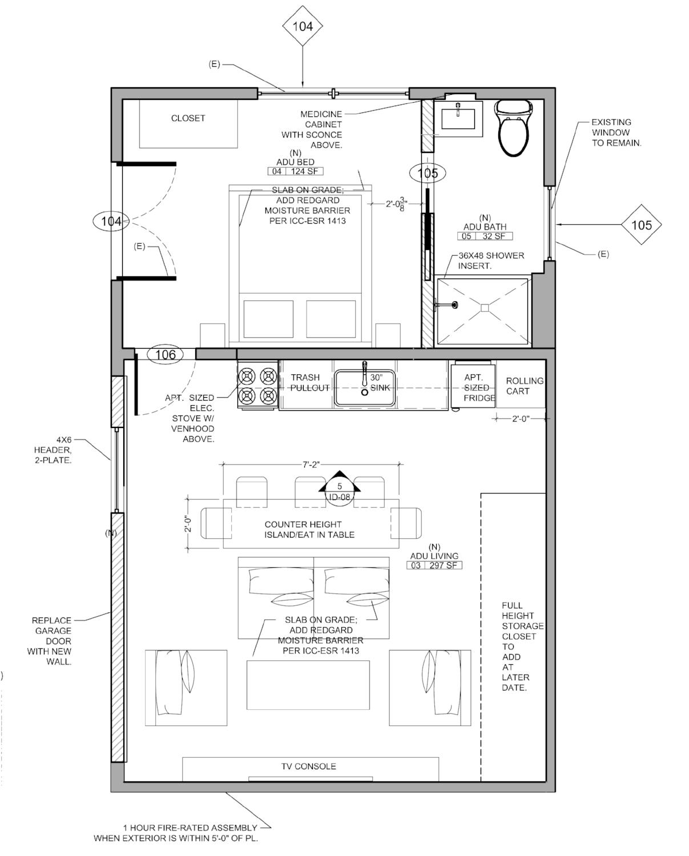 Garage Conversions Accessory Dwelling