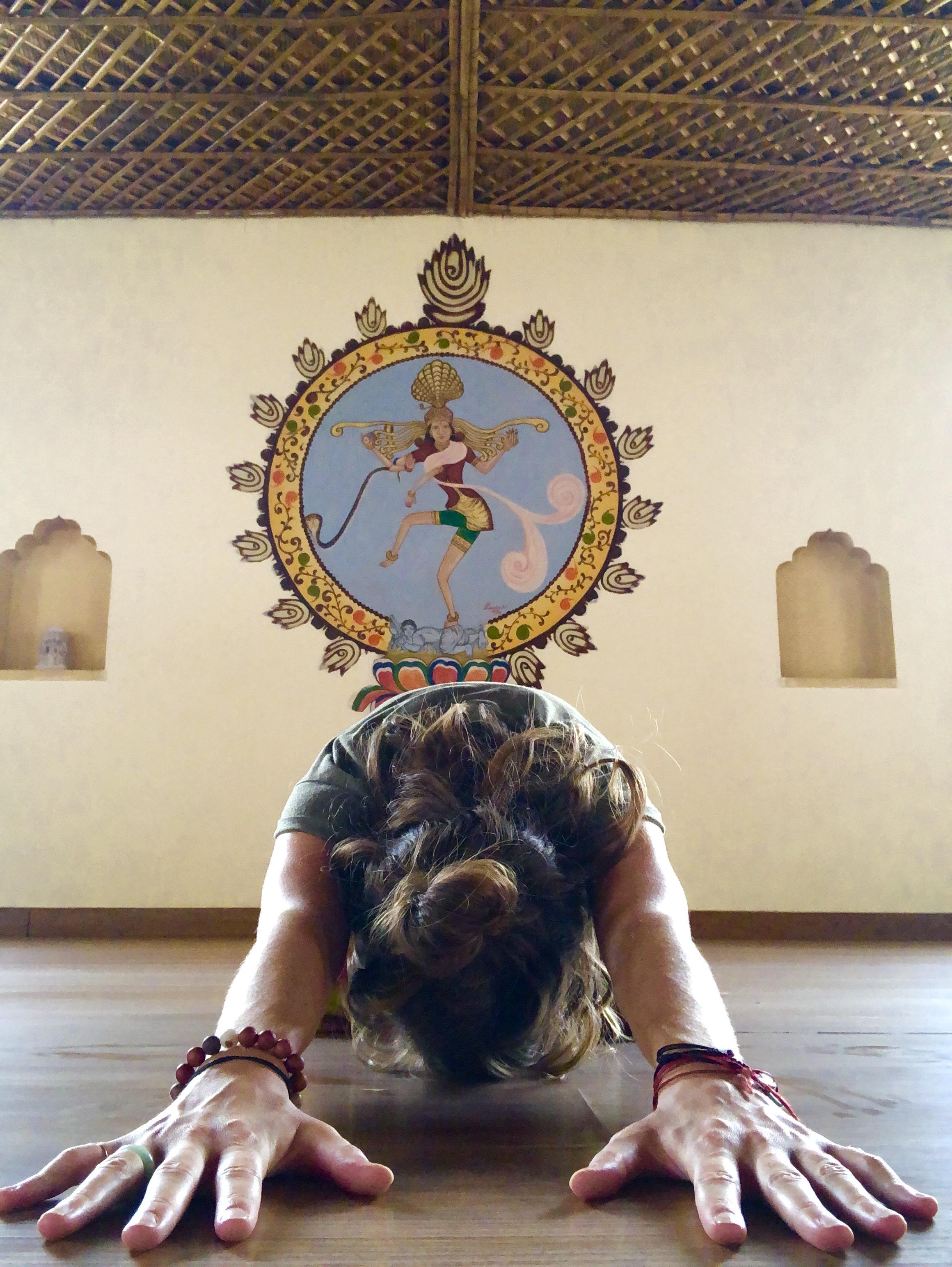 Rishikesh - Ashram.JPG