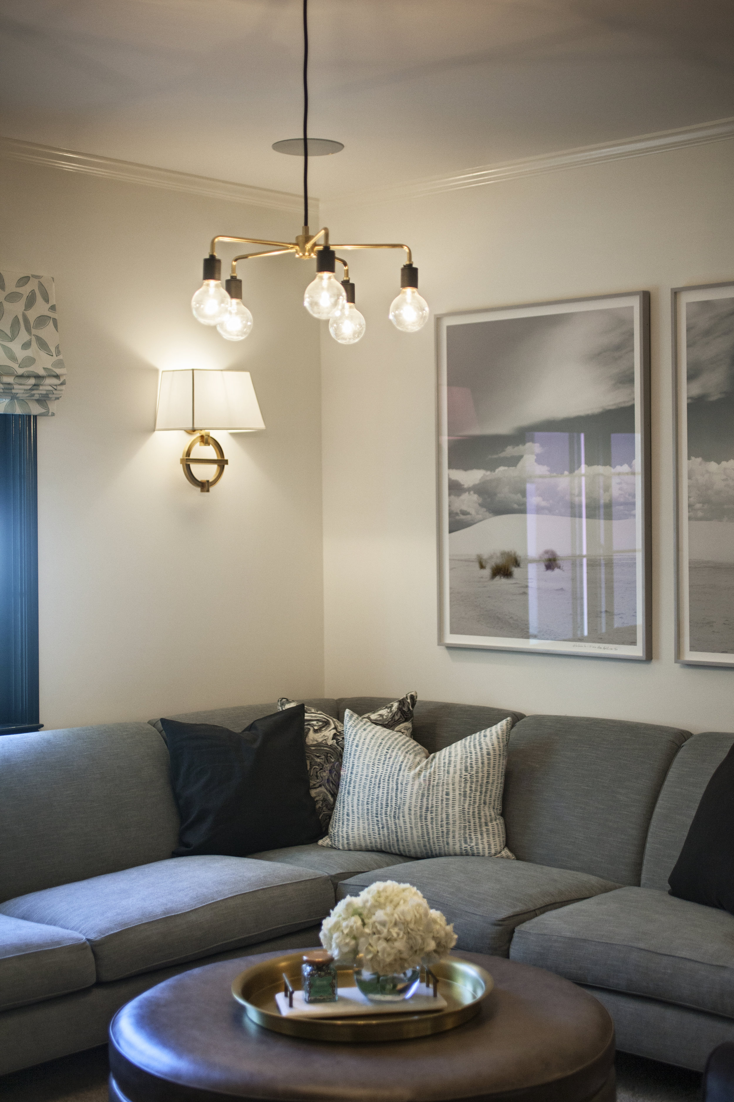 KJM interiors | Family Living Room