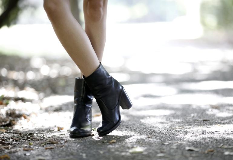 Zara Tartan Slip Dress
