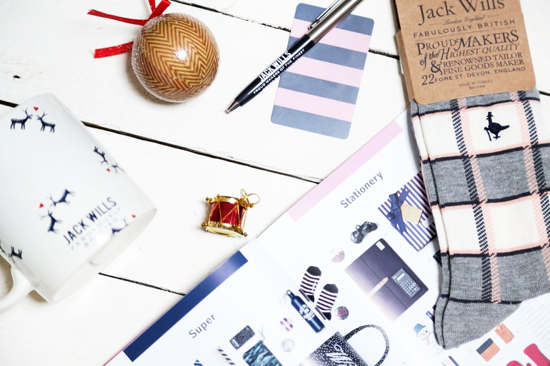 Jack Wills Christmas Gift Guide