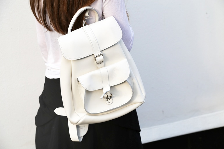 Grafea backpack outfit